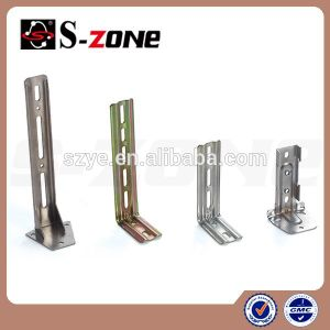 Stainless Angle Heavy Duty Curtain Rod