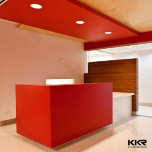 Modern Solid Surface Company Office Desk pictures & photos