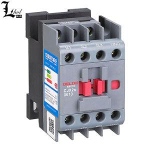 China Guangzhou Ac Contactor Ac Magnetic Contactor Cjx2s Of Delixi