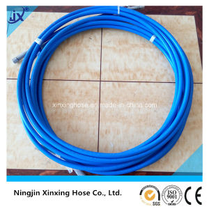 Oil Resistant Hydraulic PU Hose pictures & photos