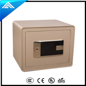 Laser Cutting 3c Electronic Safe Box for Home and Office Use