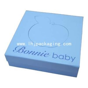 High Quality Children Clothes Packaging Gift Box