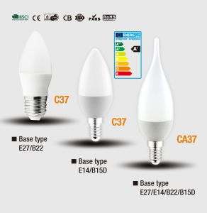 C37 LED Candle Bulb pictures & photos