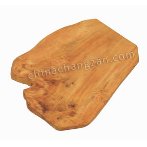 China Wood Raw Material Wood Panel Diy Handicrafts Carved Square