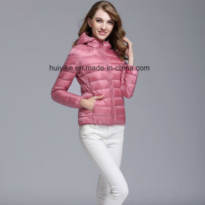 a47df7784 2018 Year Women/Girls/Young Ladies/ Thin, Short Hooded Down Jackets