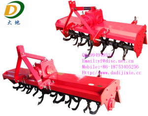 Rotary Tiller with Tractor /Agricultural Machinery pictures & photos