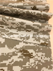 Finished Fabric Cotton / Polyester Fibre Camerflauge Fabric pictures & photos