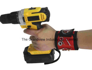 Magentic Tool Wristband for Holding Small Tools (QH41022)