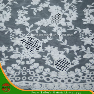 Garment Accessories Milk Wire Fabric Lace (HX007) pictures & photos