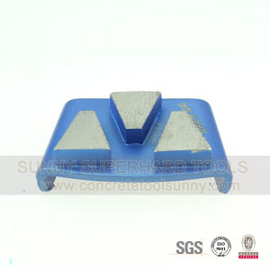 Diamond Grinding Shoes for HTC Grinnder pictures & photos