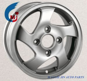 Auto Part Auto Alloy Wheel for Chery QQ pictures & photos