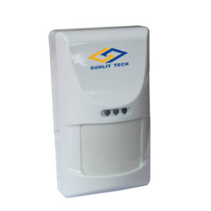 MCU Contorl Wireless Indoor PIR Detector with Self-Check Codes pictures & photos