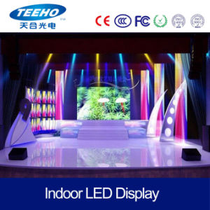 High Quality LED Panel 4mm Pixel Indoor Display Screen pictures & photos