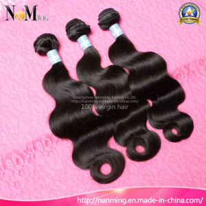 Factory Outlet Price 100% No Hair Dye Wholesale Hair Indian Weft pictures & photos