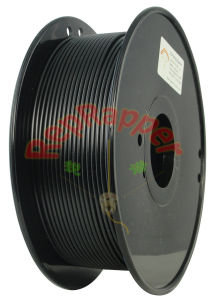 Well Coiling PC 3.0mm Black 3D Printing Filament