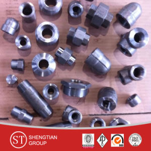 ASME B16.11 Forged Steel Socket Fittings pictures & photos