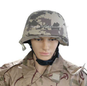 Camouflage Plastic Helmet for Anniversary Celebrations pictures & photos