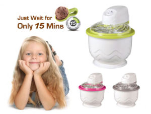 Small Ice Cream Maker Machine for Home pictures & photos