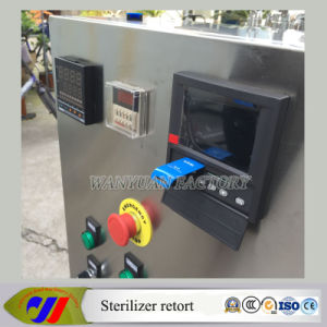 Small Electric Autoclave Sterilizer Retort with Paperless Recorder pictures & photos
