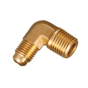 """25 Brass Crimp Fittings 5//8/"""" PEX Elbows"""