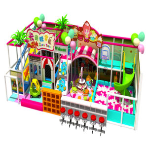 Top Sale Indoor Playground Equipment pictures & photos