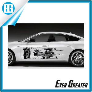 Vinyl Body Side Graphics Racing Stripes Car Sticker pictures & photos