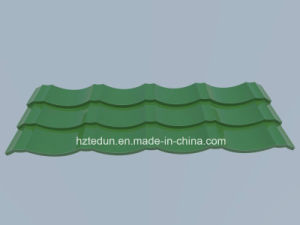 Aluminium Roofing Tile/Tile Effect Panel/ Metal Roofing Sheet pictures & photos