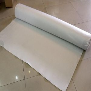 100g-800g Polyester Nonwoven Polyester Long Fiber Spunbonded Non Woven Geotextile