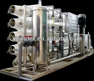 30tph USA Dow RO Membrane Drinking Water Treatment Equipment pictures & photos