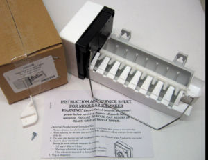 Im900 Ice Maker for W10190965 Whirlpool Refrigerators W10122506 626662