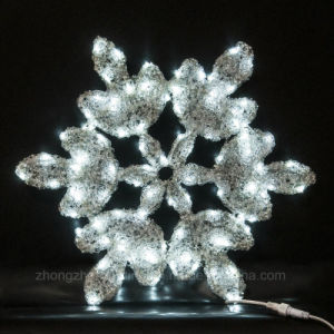 China New Led Christmas Snowflake Light Projector Outdoor Decoration