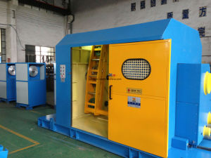 FC-800 Cable Wire Cantilever Single Twist Cabling Machinery pictures & photos