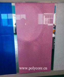 Decorative Honeycomb Panel (blue) for Bar pictures & photos