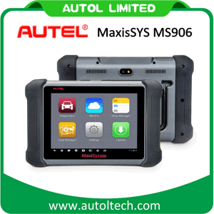 Original WiFi Autel Maxisys Ms906 Diagnostic System, Next Generation of Maxidas Ds708 One Year Free Update Online with Warranty pictures & photos