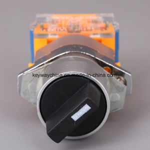 Rotary Push Button Switch with Certification pictures & photos
