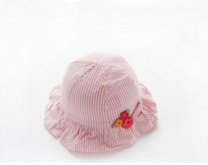 Custom Embroidery Caps Burshed Cotton Promotional Caps Hat Snapback Cap Embroidery Children Cap pictures & photos