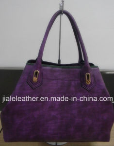 Guangzhou Jiale Factory customize ladies PU Handbags Wt0023-3