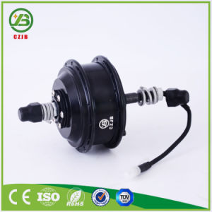 Jb-92c Cheap DIY Rear 36V 250W Brushless Gear Electric Bike Hub Motor