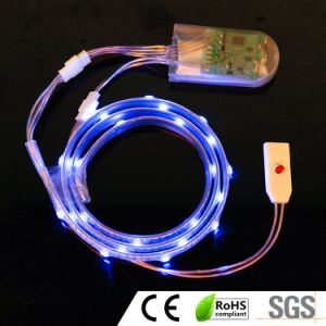 Best Sell Fashion Colorful LED Shoe Lights Good Quality Cool Party LED Strip Lighting with 7 Color Unique