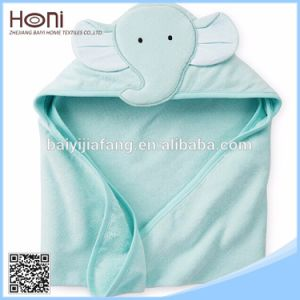 100% Cotton Baby Blanket, Baby Hooded Towel, Cartoon Hooded Towel