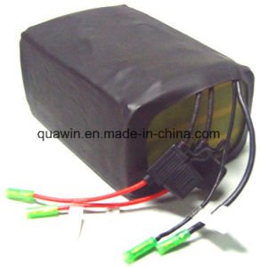 Heavy Duty Battery 18650 37V 16ah Lithium for Electric Bike pictures & photos