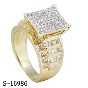 New Arrival Hip Hop Jewelry Sterling Silver Fashion Ring pictures & photos