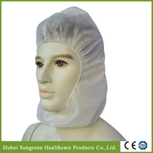 Disposable PP Non-Woven Balaclava Hood, Head Cover pictures & photos