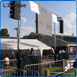 pH4.8 Outdoor Full Color Rental LED Display Screen