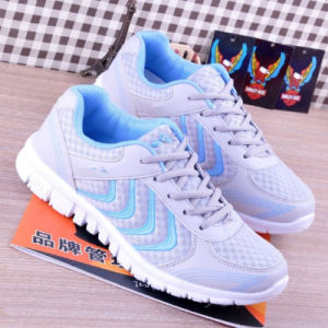 2017 New Women Running Shoes Breathable Sport Shoes Zapatos pictures & photos