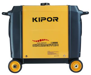 Kipor Ig6000/Ig6000p Gasoline Generator 6kw for Home Use, with Parallel Kit pictures & photos