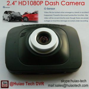 "Cheap 2.4""Full Car Black Box Dash Camera with 5.0mega CMOS, 120degree View Angle, HDMI, AV-out, H. 264 Digital Video Recorder DVR-2405 pictures & photos"