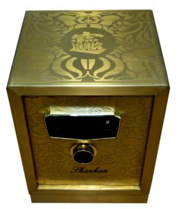 Security Home Safe Box with Digital Lock-Stainless Steel Seriers pictures & photos