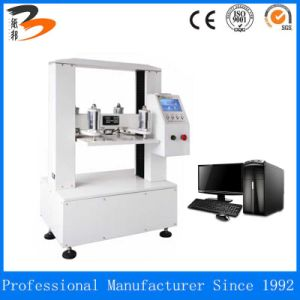 Box Compressive Strength Testing Machine Box Compression Tester