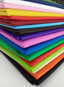Colorful TNT Nonwoven Fabric Restaurant Tablecloth pictures & photos